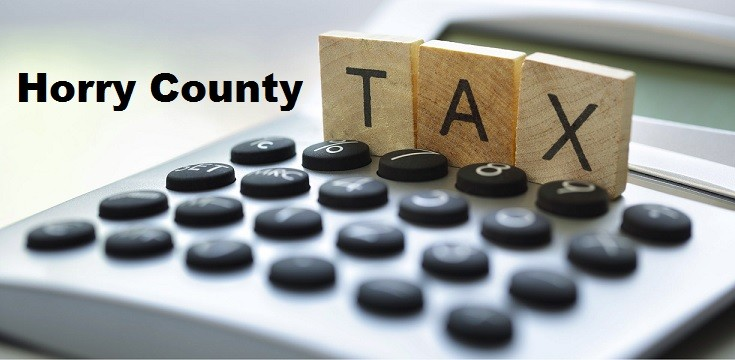 Calculate Horry County Taxes