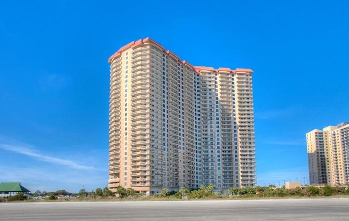 Margate Tower in Kingston Plantation.  Myrtle Beach Luxury Condos For Sale