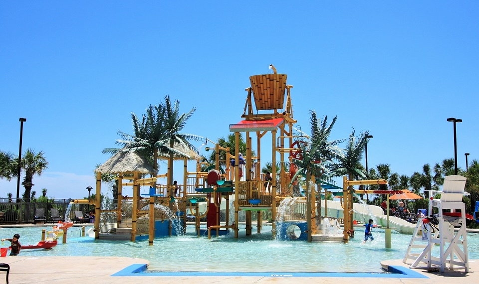 Kingston Plantation Waterpark