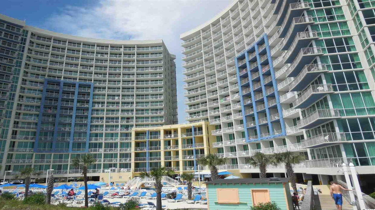Avista Resort, Oceanfront Condos in North Myrtle Beach, SC