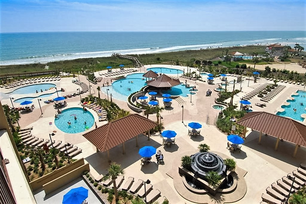 North Beach Plantation Homes For Sale - N Myrtle Beach Luxury