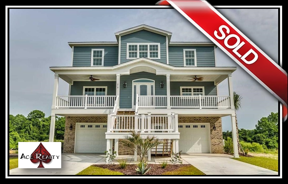 SOLD By Ace Realty, Myrtle Beach Real Estate Experts