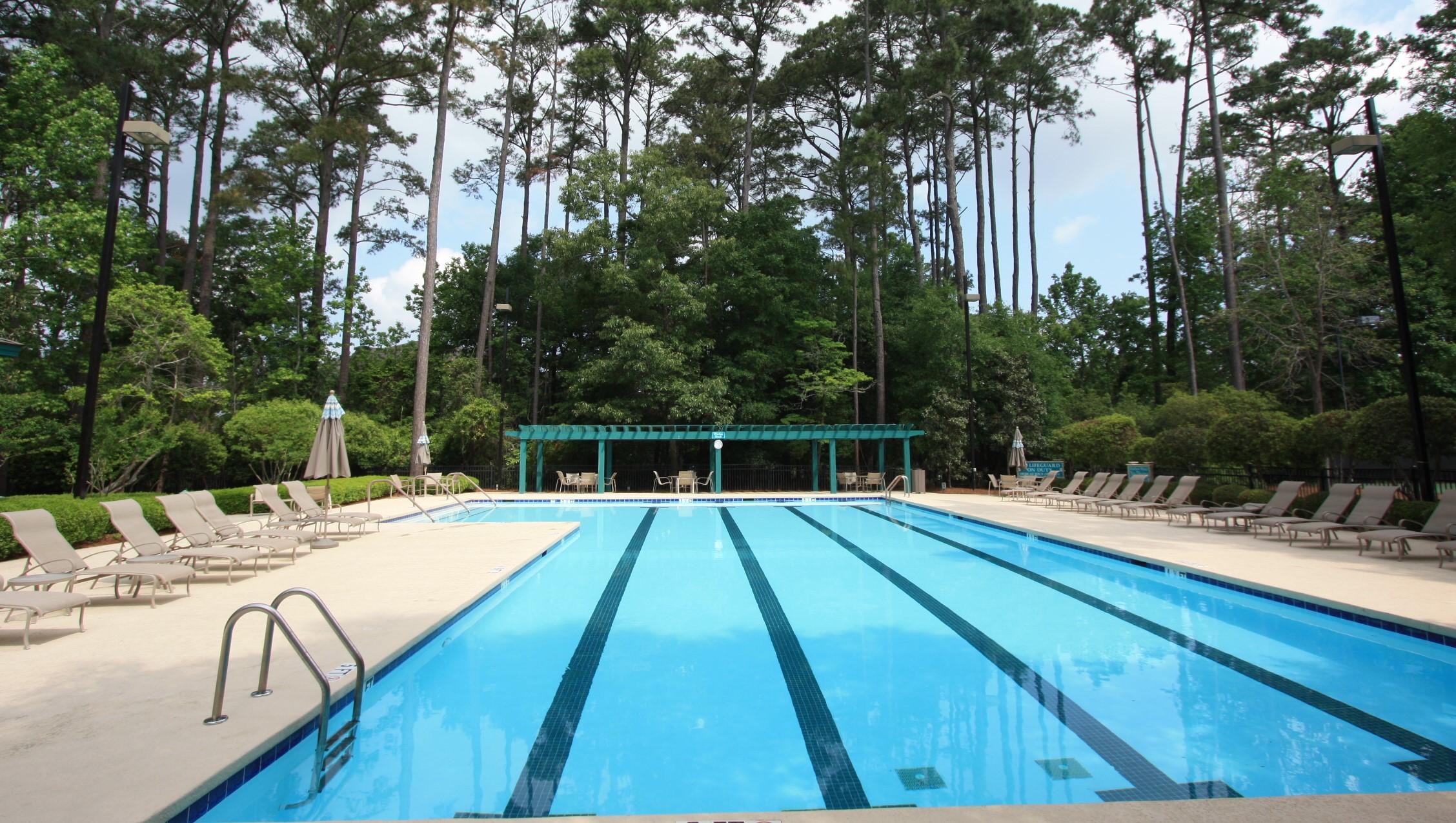 Tidewater Pool Area
