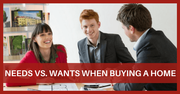 Picture of Analyzing Needs vs. Wants When Buying a Home