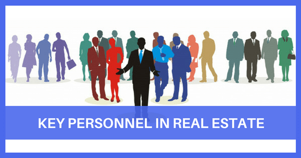 Key Personnel in Real Estate