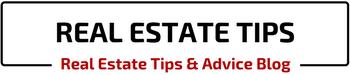 Real Estate Blog Button
