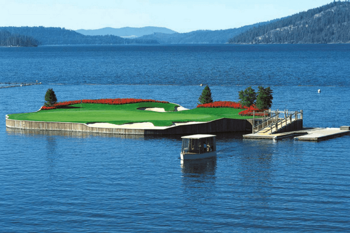Image of Coeur d'Alene ID Waterfront Homes for Sale