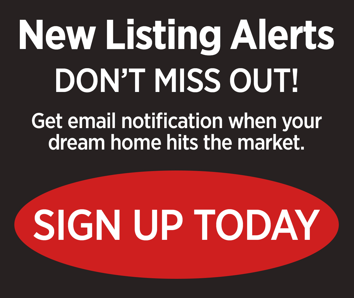 Sign up and stay informed on East Bay Real Estate