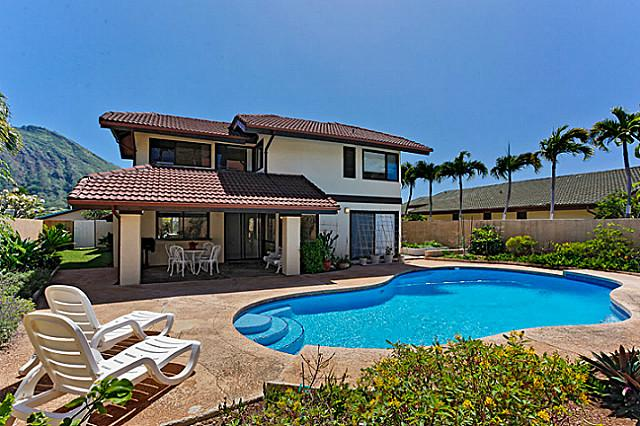 Luxury single family hawaii kai home now available for Luxury homes in hawaii for sale