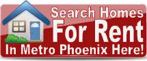 Ahwatukee Arizona Homes for rent