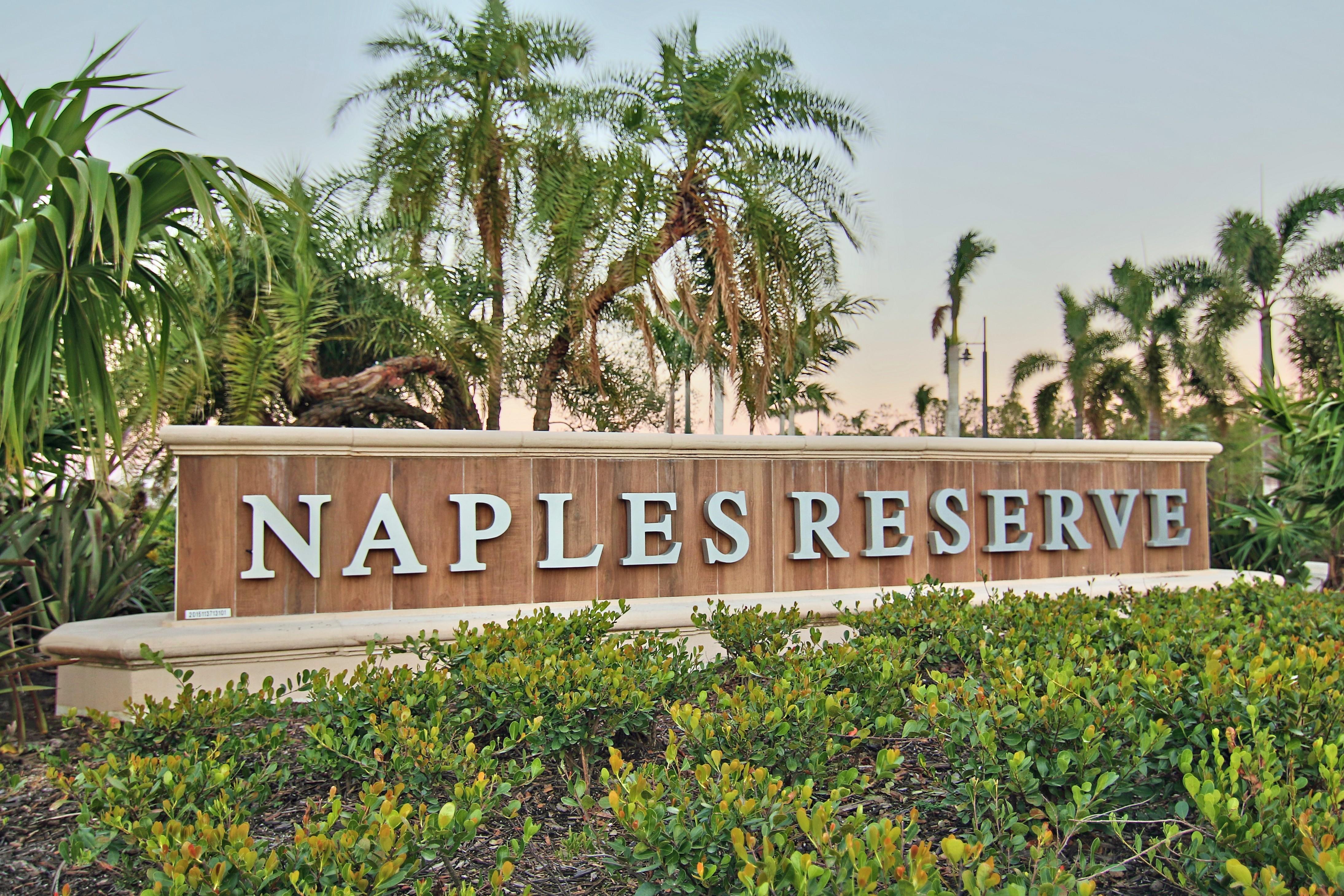Naples Reserve Market Report