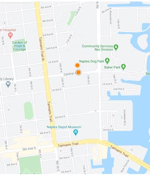 Eleven Eleven Central Condos Map Search