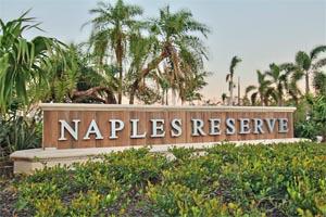 Naples Reserve Non-Golf Resort Pool Homes
