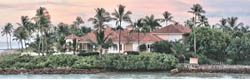 Naples FL New Waterfront Home Construction