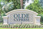 Naples Gated Olde Cypress Golf Resort Pool Home Search
