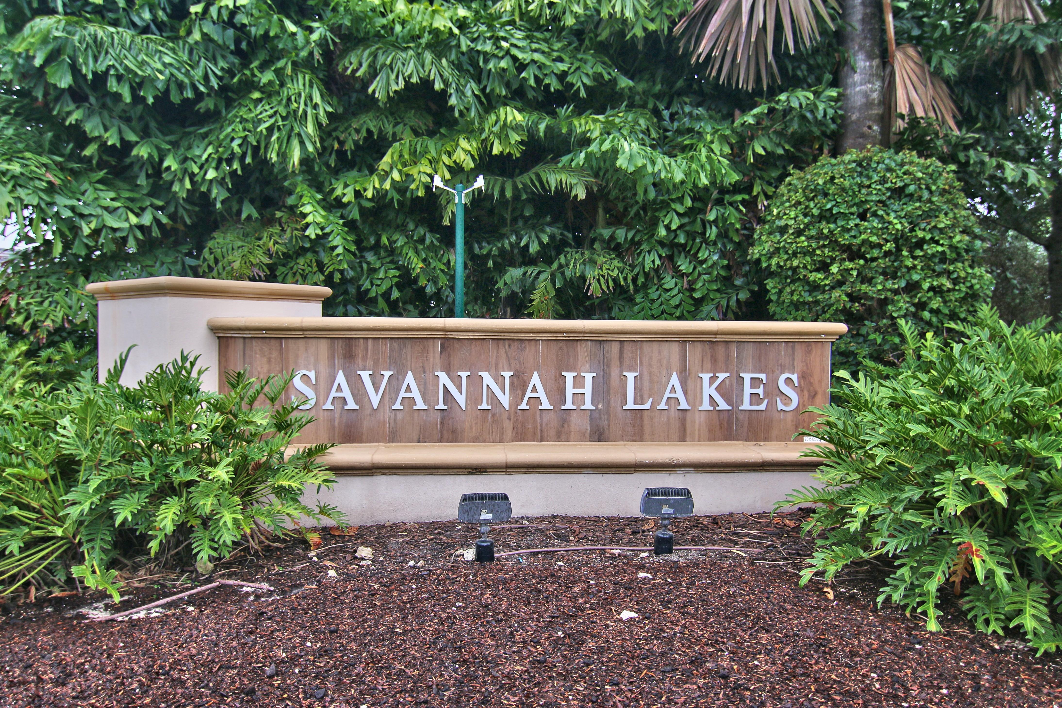 Naples Reserve Savannah Lakes Homes