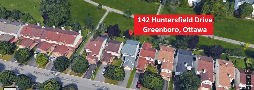 142 Huntersfield Drive, Greenboro, Ottawa