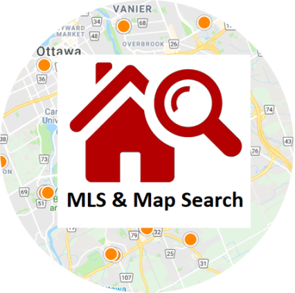 MLS and Map Search Ottawa