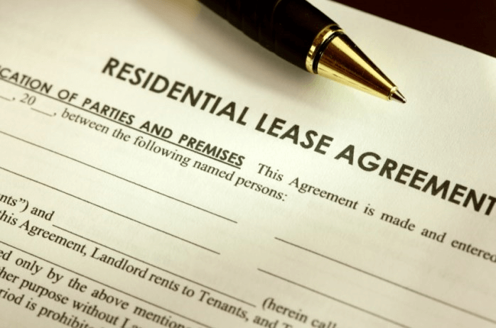 New Residential lease agreement for Ontario