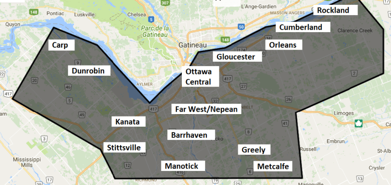 Mls Ottawa Real Estate Listings Search By Map Or Criteria