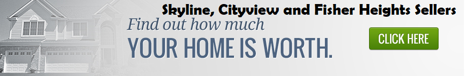 Skyline Cityview and Fisher Heights home values