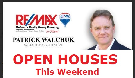 list of open houses in ottawa