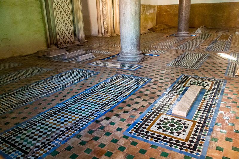 Saadien Tombs
