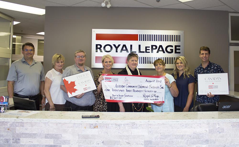 Royal LePage ACAWS Fundraiser 2019