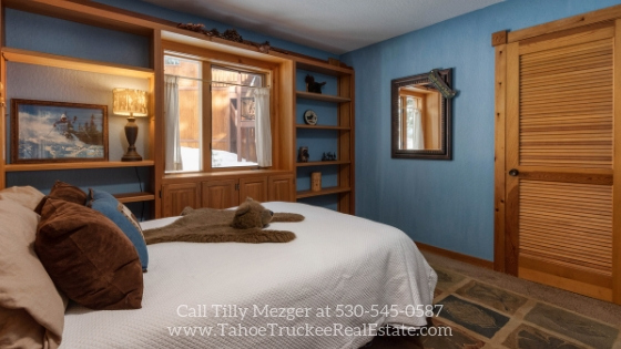 Tahoe Donner CA Real Estate Properties for Sale - This Tahoe Donner CA home is a peaceful retreat from your busy city life.