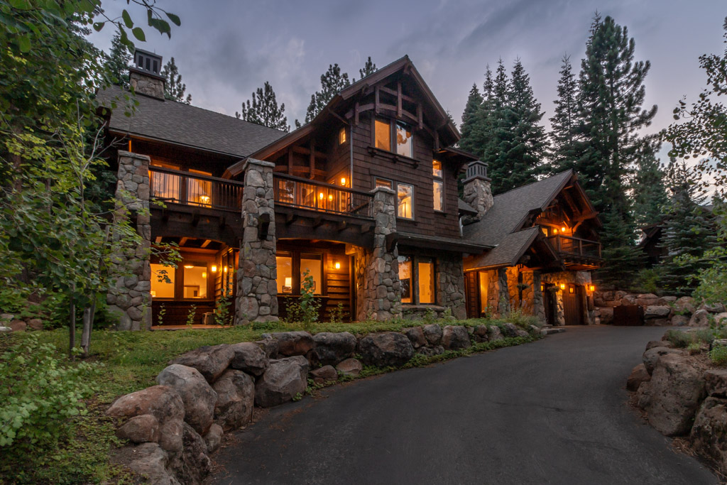 Stunning Tahoe Sanctuary