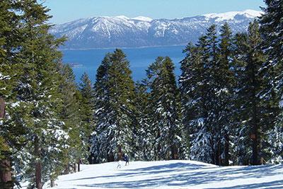northstar ski slope