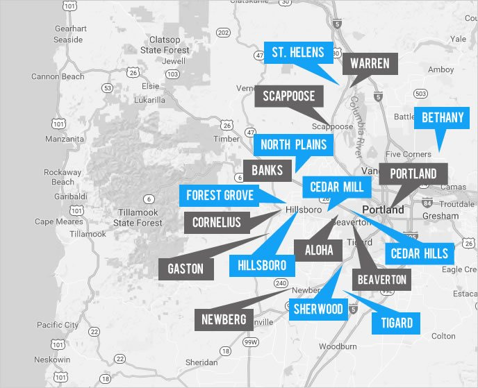Explore Portland Real Estate