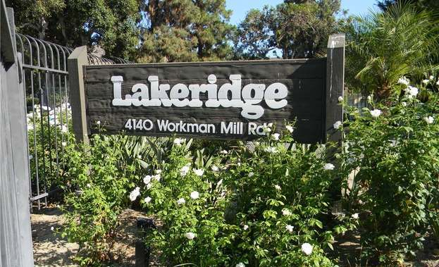 Lakeridge Condominiums Whittier
