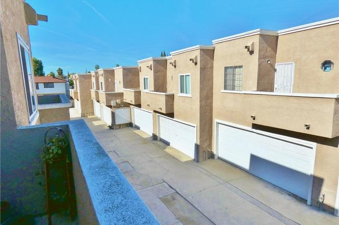 Loma Terrace Townhomes  For Sale Whittier