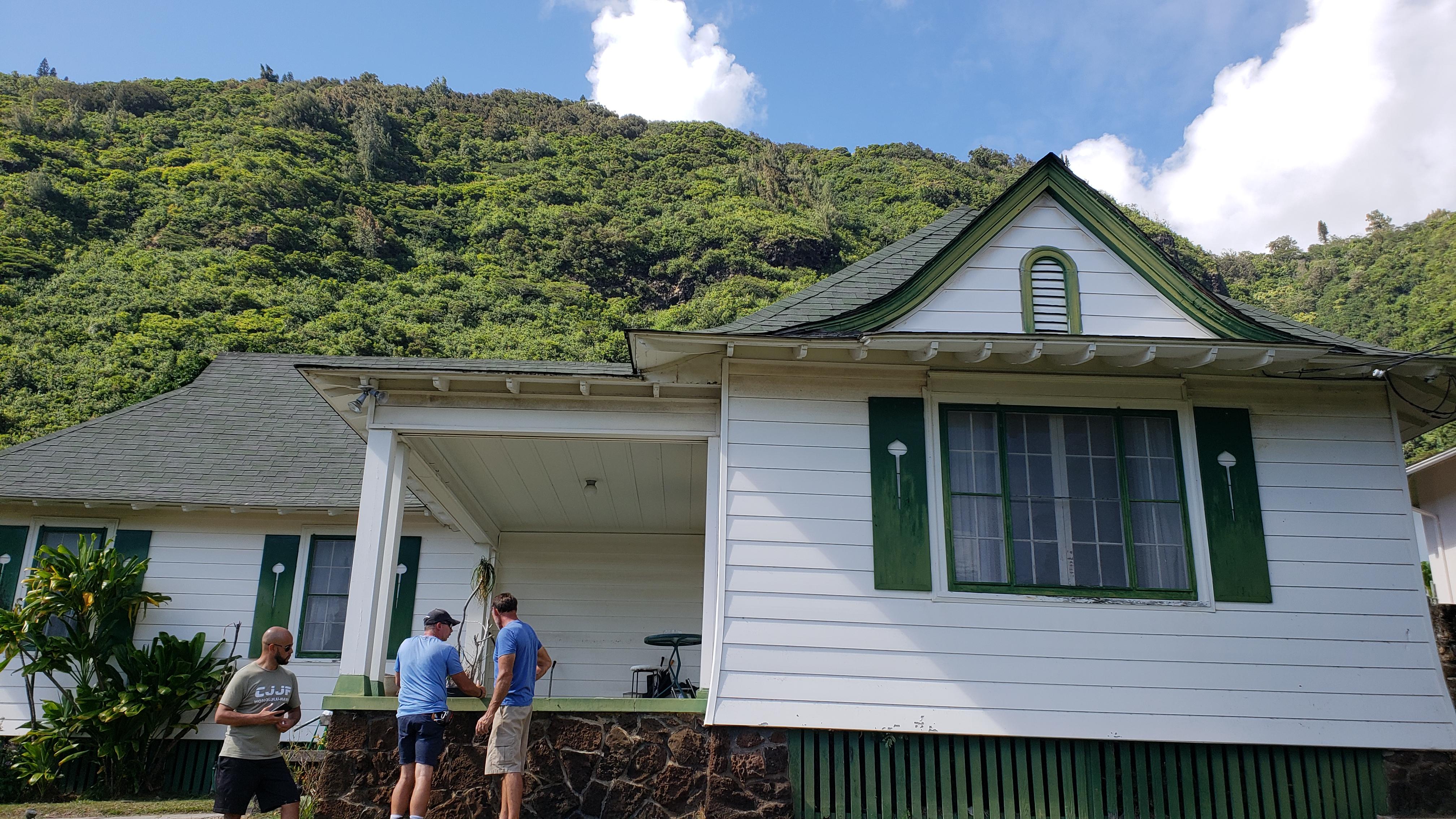 Manoa house flip