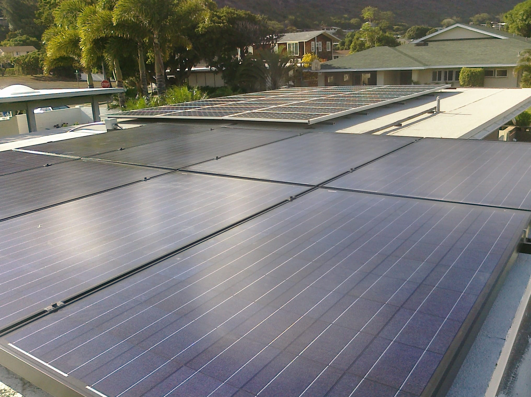 hawaii solar power house