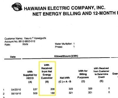 solar power hawaii