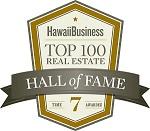 Top 100 Realtors Hawaii