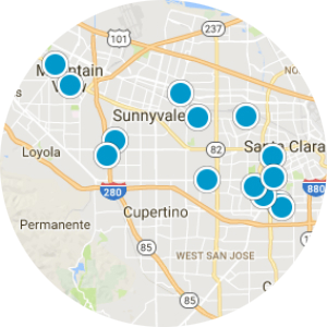 Sunnyvale Real Estate Map Search