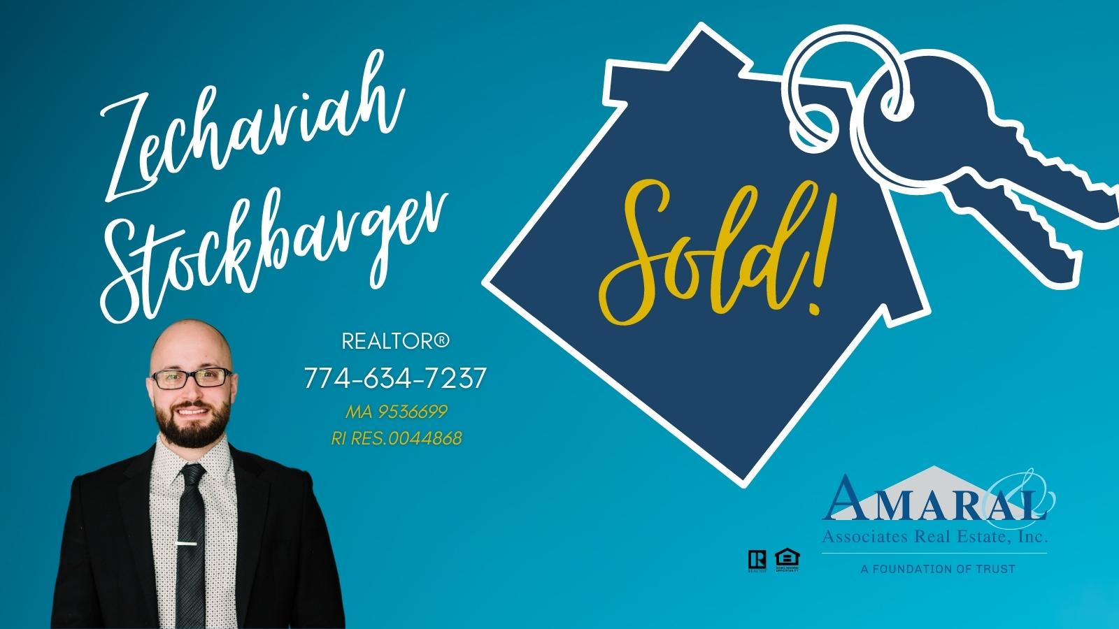 SOLD with Zechariah Stockbarger! 4 Pratt Ave, Westport, MA