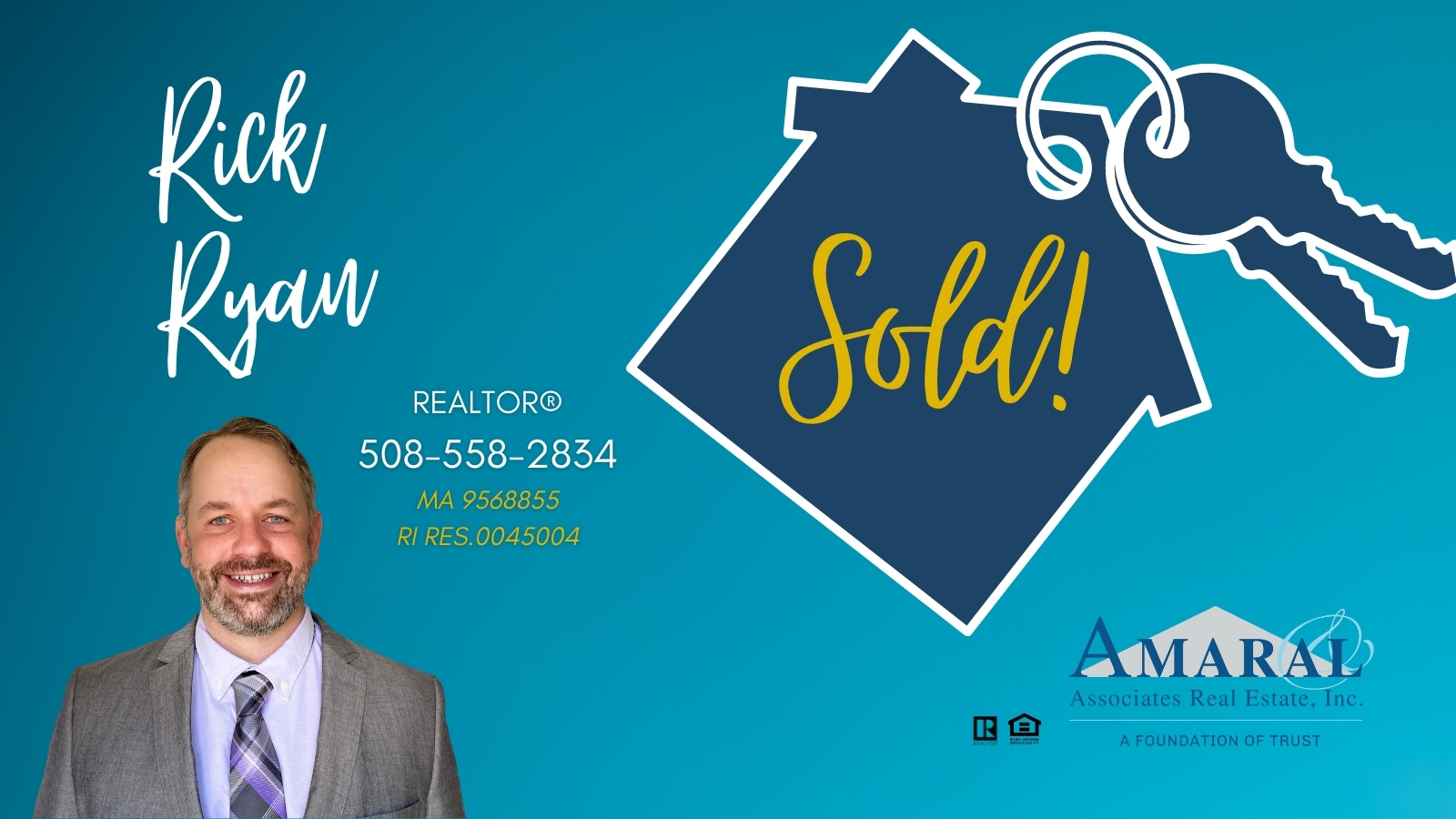 SOLD with Rick Ryan! 348 High St, Somerset, MA