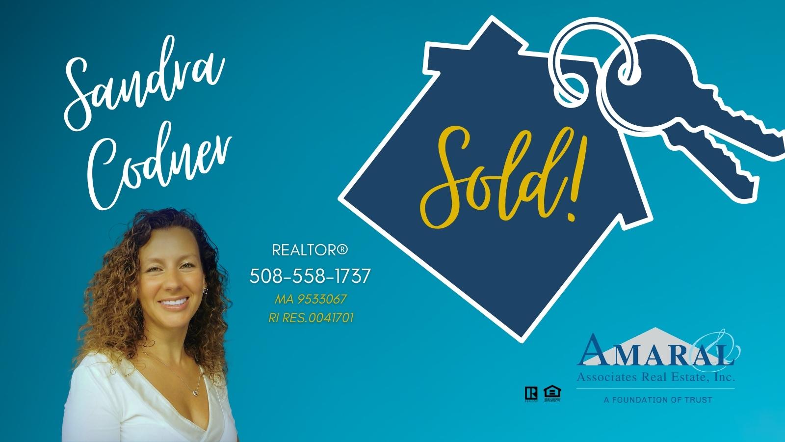 SOLD with Sandra Codner! 116 Roberts St, W Warwick, RI