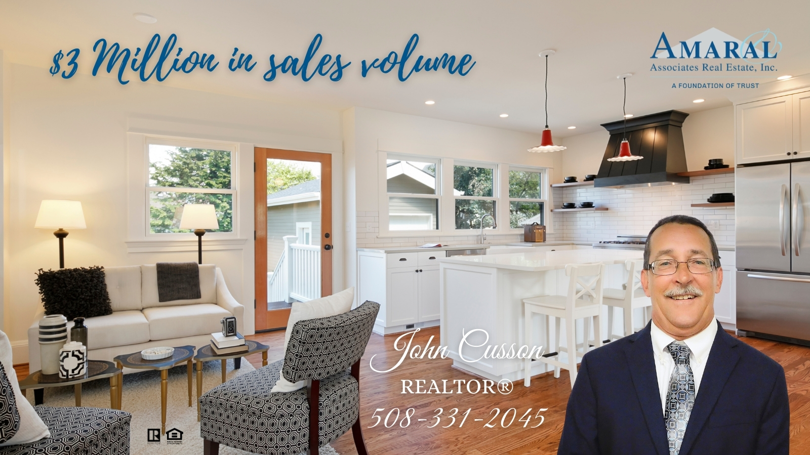 Congratulations to John Cusson for reaching this new milestone in 2021!