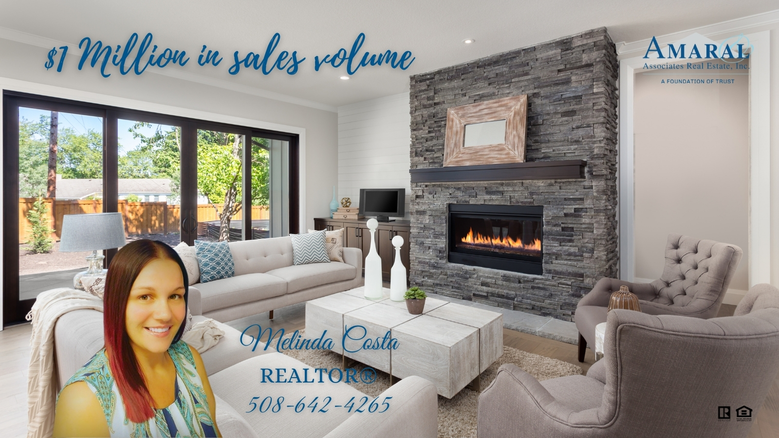 Congratulations to Melinda Costa for reaching this new milestone in 2021!