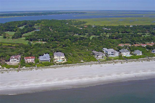Amelia Island Oceanfront Homes For Sale | Amelia Island