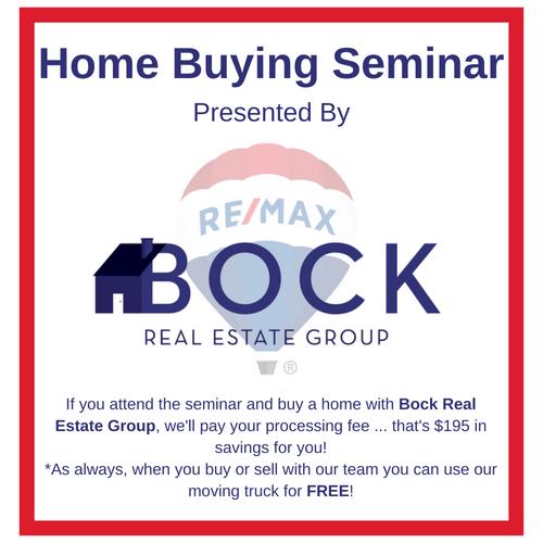 Home Buying Seminat