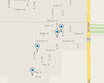 Colo Homes for Sale Map Search Results