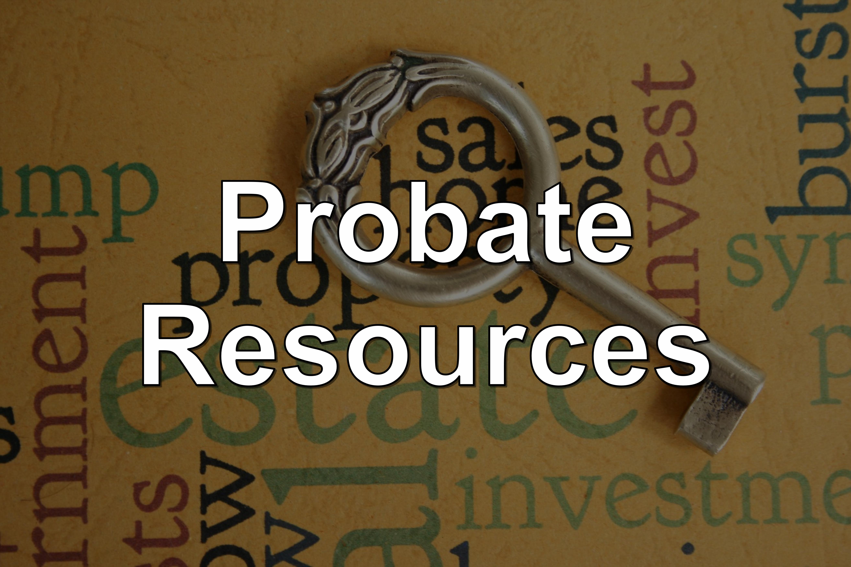 Probate, Estate & Inherited Property Specialists