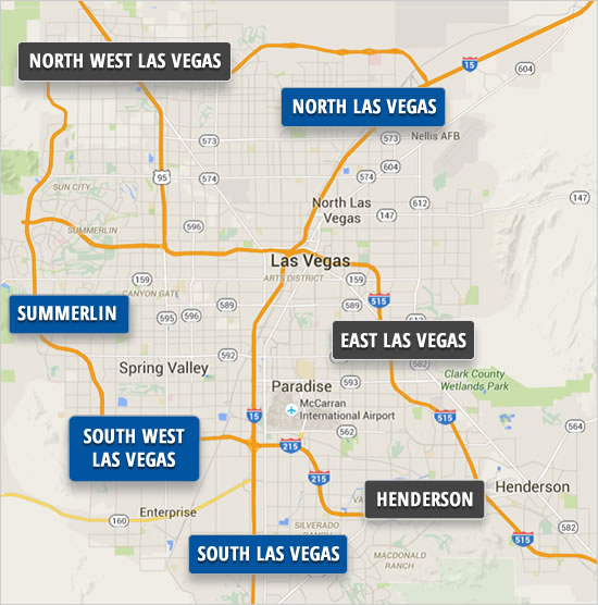 Las Vegas Homes For Sale