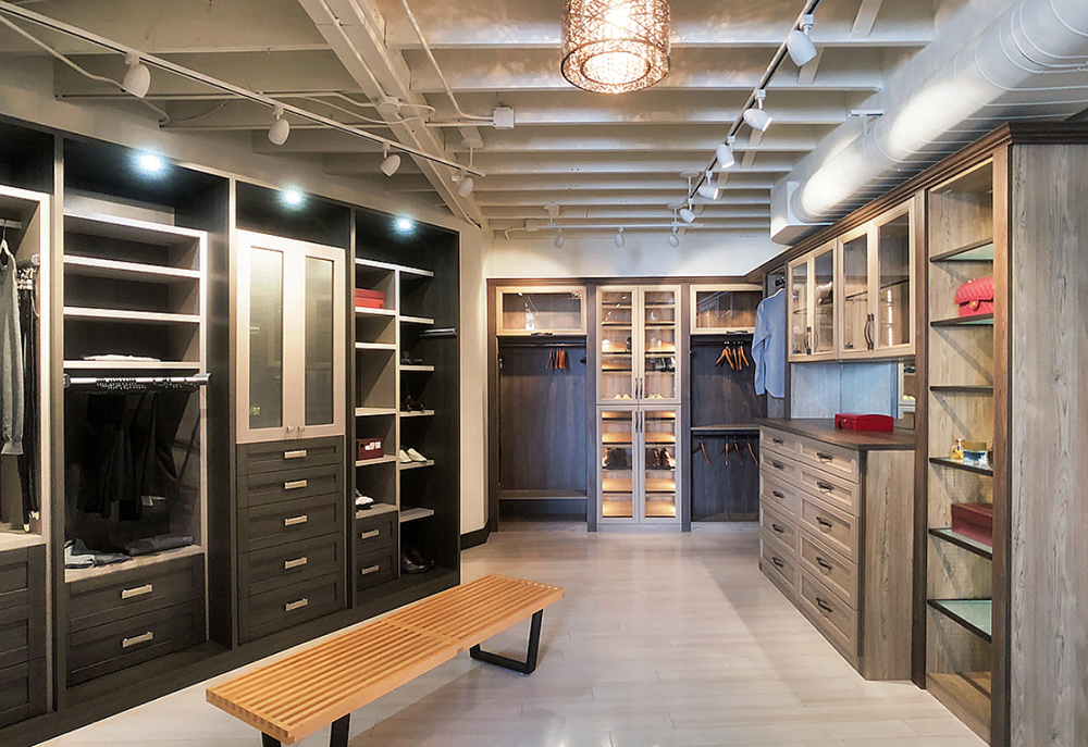 California Closets South Lake Union Showroom
